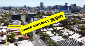 Development / Land commercial property sold at 183-185 Halifax Street Adelaide SA 5000