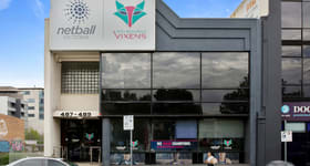 Offices commercial property sold at 487-489 King Street West Melbourne VIC 3003