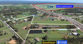 Development / Land commercial property sold at 1525 The Northern Road Bringelly NSW 2556