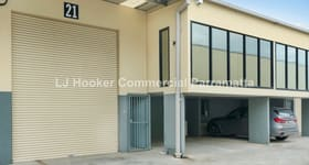 Factory, Warehouse & Industrial commercial property sold at 21/6 Abbott Road Seven Hills NSW 2147