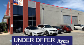 Factory, Warehouse & Industrial commercial property sold at 2/30 Fallon Rd Landsdale WA 6065