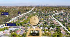 Development / Land commercial property sold at 219 & 221 Elgar Road Surrey Hills VIC 3127