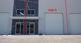 Factory, Warehouse & Industrial commercial property for sale at 5/26 Fellowship Rd Wangara WA 6065