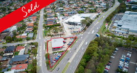 Factory, Warehouse & Industrial commercial property sold at 119-125 Hume Highway Chullora NSW 2190