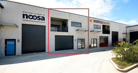 Factory, Warehouse & Industrial commercial property for sale at 6/20-22 Venture  Drive Noosaville QLD 4566