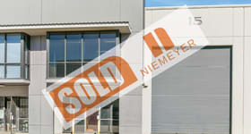 Factory, Warehouse & Industrial commercial property sold at 4a Bachell Avenue Lidcombe NSW 2141