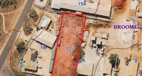 Development / Land commercial property for sale at 12 Haynes Street Broome WA 6725