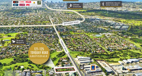 Development / Land commercial property sold at 121-125 Torquay Road Grovedale VIC 3216