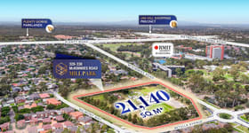 Development / Land commercial property sold at 328-338 McKimmies Road Mill Park VIC 3082