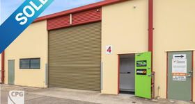 Factory, Warehouse & Industrial commercial property sold at Mortdale NSW 2223
