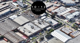 Factory, Warehouse & Industrial commercial property sold at 10-12 Hocking Street Coburg VIC 3058
