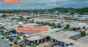 Factory, Warehouse & Industrial commercial property sold at 1/22 Taree Street Burleigh Heads QLD 4220