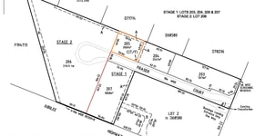 Development / Land commercial property for sale at Lot 205 FRASER COURT ALLOTMENTS Mount Gambier SA 5290