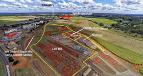 Development / Land commercial property for sale at Lot 10/11 Browns Road & Lot 104/2 Ironmonger Drive Childers QLD 4660