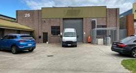 Factory, Warehouse & Industrial commercial property sold at 26 Century Drive Braeside VIC 3195