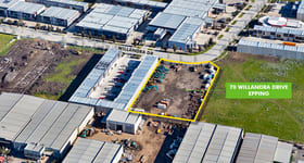 Development / Land commercial property sold at 70 Willandra Drive Epping VIC 3076