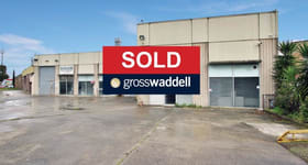 Factory, Warehouse & Industrial commercial property sold at 21 & 23 Kirkham Road West Keysborough VIC 3173