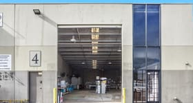 Factory, Warehouse & Industrial commercial property sold at 4/160 Gilba Road Girraween NSW 2145