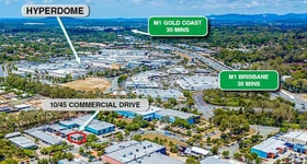 Offices commercial property for lease at 10/45-49 Commercial Drive Shailer Park QLD 4128