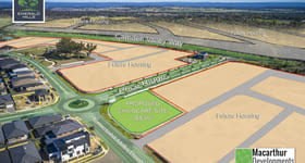 Development / Land commercial property for sale at - Emerald Hills Boulevard - Leppington NSW 2179