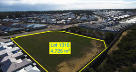 Development / Land commercial property for sale at Lot 1316 Bellerive Pass Meadow Springs WA 6210