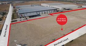 Factory, Warehouse & Industrial commercial property sold at 24 - 30 Burns Road Altona VIC 3018