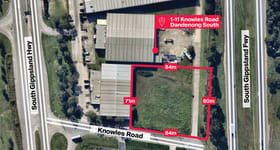 Development / Land commercial property for sale at 1-11 Knowles Road Dandenong VIC 3175