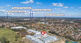 Factory, Warehouse & Industrial commercial property for sale at 591-593 Withers Road Rouse Hill NSW 2155