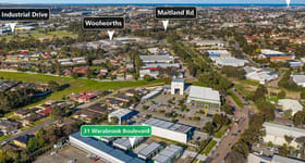 Factory, Warehouse & Industrial commercial property sold at Unit 23/31 Warabrook Boulevard Warabrook NSW 2304