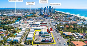 Showrooms / Bulky Goods commercial property for lease at S2/2506 Gold Coast Highway Mermaid Beach QLD 4218