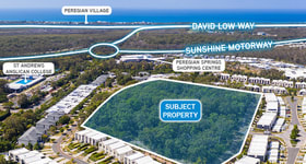 Development / Land commercial property sold at 5 Pavilion Drive Peregian Springs QLD 4573