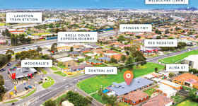 Medical / Consulting commercial property sold at 1A Fitzpatrick Drive Altona Meadows VIC 3028