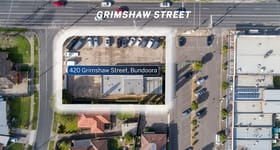 Showrooms / Bulky Goods commercial property for sale at 420 Grimshaw Street Bundoora VIC 3083
