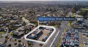 Shop & Retail commercial property for sale at 420 Grimshaw Street Bundoora VIC 3083