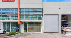 Factory, Warehouse & Industrial commercial property sold at Unit 44/28 Barcoo Street Chatswood NSW 2067