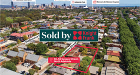 Development / Land commercial property sold at 50-52 Sussex Street North Adelaide SA 5006