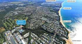 Factory, Warehouse & Industrial commercial property sold at 153 Grigor Street Moffat Beach QLD 4551
