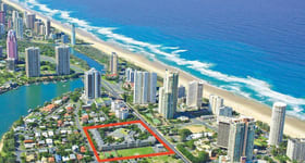 Development / Land commercial property sold at 122 Ferny Avenue Surfers Paradise QLD 4217