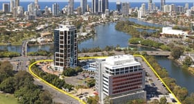 Offices commercial property sold at Cnr Slatyer Avenue & Bundall Road Bundall QLD 4217