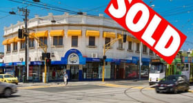 Shop & Retail commercial property sold at 524-532 Glenferrie road Hawthorn VIC 3122