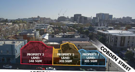 Development / Land commercial property sold at 280-284,286-290 & 29 Victoria Street North Melbourne VIC 3051