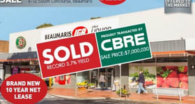 Shop & Retail commercial property sold at 6-12 South Concourse Beaumaris VIC 3193