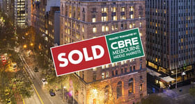 Offices commercial property sold at 425 Collins Street Melbourne VIC 3000