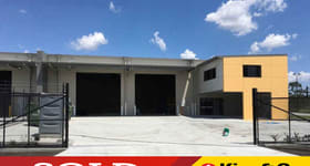 Factory, Warehouse & Industrial commercial property sold at 8 Siltstone Place Berrinba QLD 4117