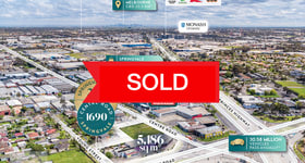 Development / Land commercial property sold at 2-10 Springvale Road and 1690 Centre Road Springvale VIC 3171