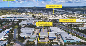 Factory, Warehouse & Industrial commercial property sold at 6 Southfork Drive Kilsyth VIC 3137