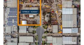 Factory, Warehouse & Industrial commercial property for sale at 1 Steele Court Mentone VIC 3194