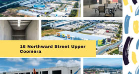Factory, Warehouse & Industrial commercial property for sale at Lot 16 Northward Street Upper Coomera QLD 4209