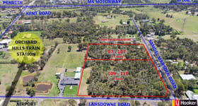 Development / Land commercial property for sale at Orchard Hills NSW 2748