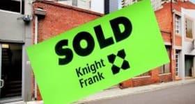 Development / Land commercial property sold at 10-14 Bennetts Lane Melbourne VIC 3000